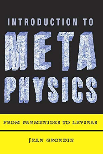9780231148450: Introduction to Metaphysics: From Parmenides to Levinas