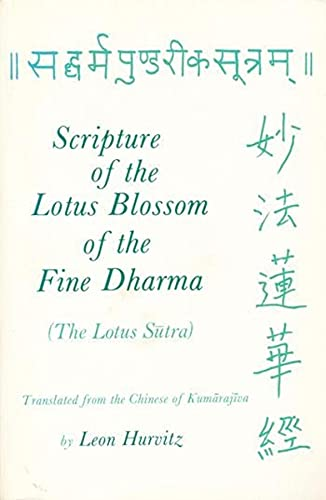 9780231148955: Scripture of the Lotus Blossom of the Fine Dharma: (The Lotus Sutra) (Translations from the Asian Classics)