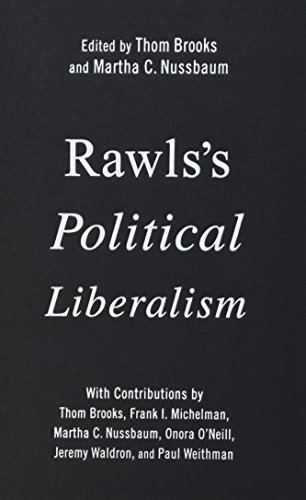 9780231149709: Rawls's Political Liberalism (Columbia Themes in Philosophy)