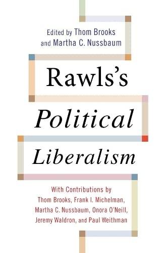 9780231149716: Rawls's Political Liberalism
