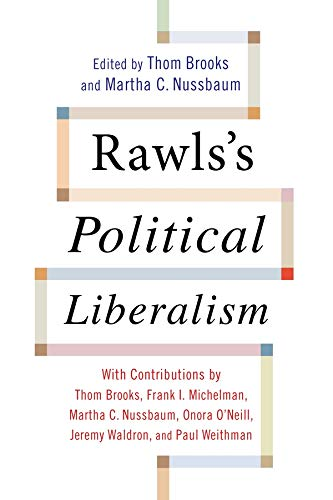 9780231149716: Rawls's Political Liberalism (Columbia Themes in Philosophy)
