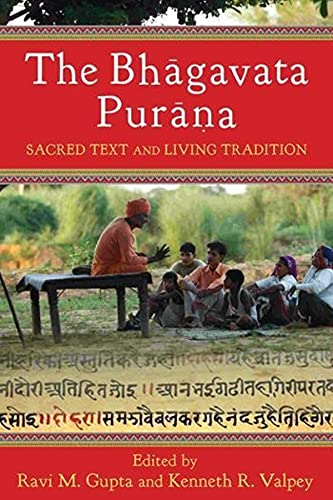9780231149983: The Bhāgavata Purāna: Sacred Text and Living Tradition