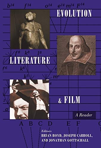 9780231150187: Evolution, Literature, and Film: A Reader