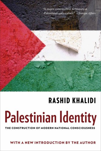 9780231150743: Palestinian Identity: The Construction of Modern National Consciousness