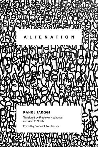 9780231151993: Alienation (New Directions in Critical Theory)