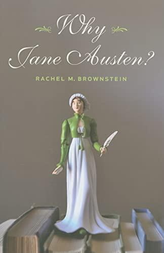 9780231153904: Why Jane Austen?