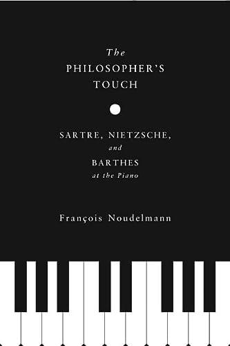 françois noudelmann - philosophers touch sartre nietzsche
