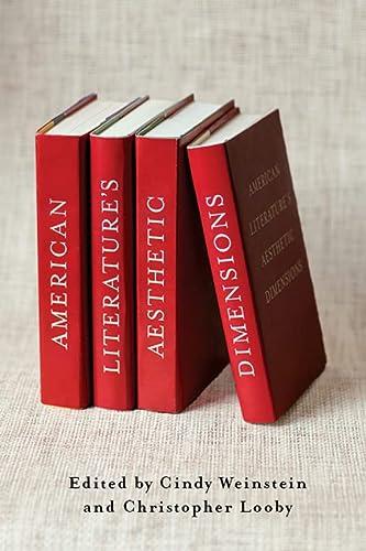 American Literature's Aesthetic Dimensions: Dorri Beam