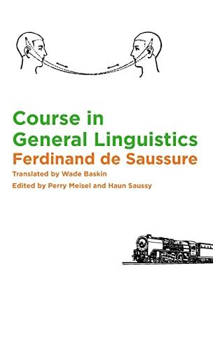 9780231157261: Course in General Linguistics