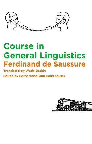 9780231157278: Course in General Linguistics