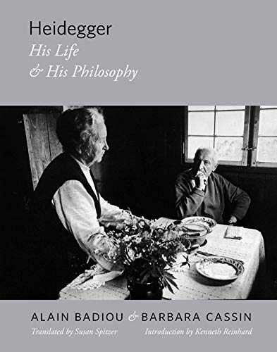 9780231157964: Heidegger: His Life and His Philosophy (Insurrections: Critical Studies in Religion, Politics, and Culture)