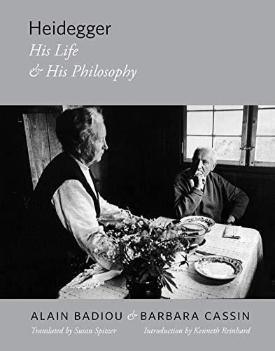 9780231157971: Heidegger: His Life and His Philosophy (Insurrections: Critical Studies in Religion, Politics, and Culture)