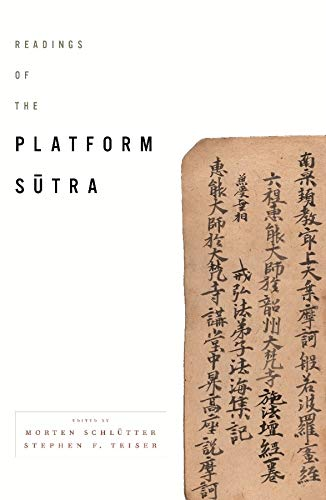 9780231158206: Readings of the Platform Sutra (Columbia Readings of Buddhist Literature)