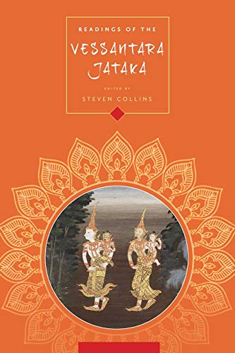 9780231160391: Readings of the Vessantara Jātaka (Columbia Readings of Buddhist Literature)
