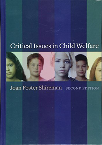 9780231160780: Critical Issues in Child Welfare (Foundations of Social Work Knowledge Series)