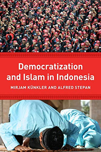9780231161916: Democracy and Islam in Indonesia (Religion, Culture, and Public Life)