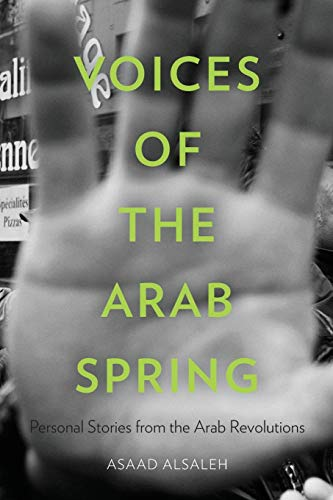 9780231163194: Voices of the Arab Spring