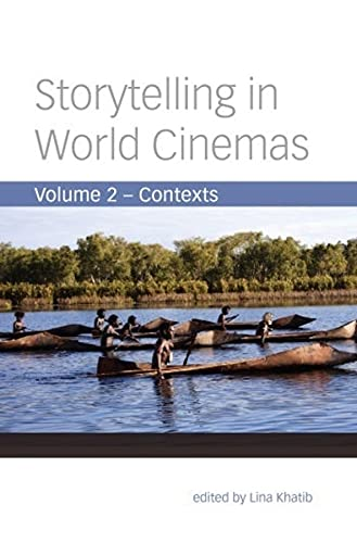9780231163378: Storytelling in World Cinemas: Contexts
