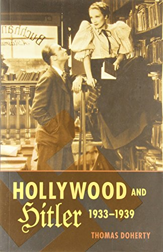 9780231163934: Hollywood and Hitler, 1933–1939 (Film and Culture Series)