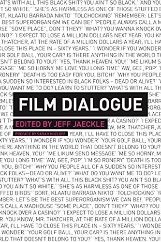 9780231165624: Film Dialogue