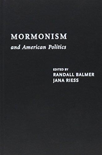 9780231165983: Mormonism and American Politics (Religion, Culture, and Public Life)