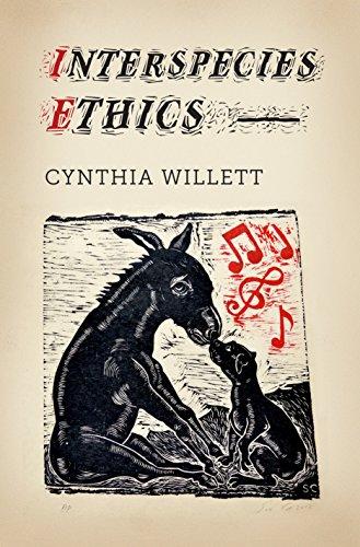 Interspecies Ethics (Hardback): Cynthia Willett