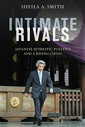 9780231167888: Intimate Rivals: Japanese Domestic Politics and a Rising China (A Council on Foreign Relations Book)