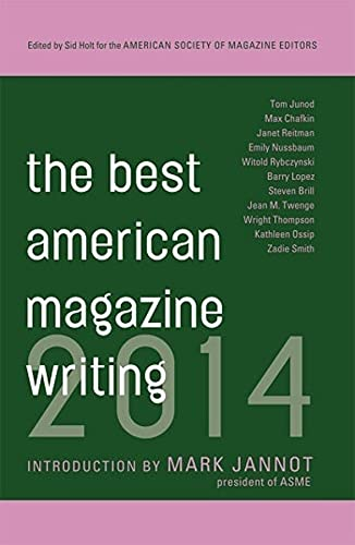 9780231169578: The Best American Magazine Writing 2014