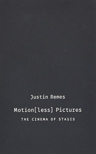 9780231169622: Motion(less) Pictures: The Cinema of Stasis (Film and Culture Series)