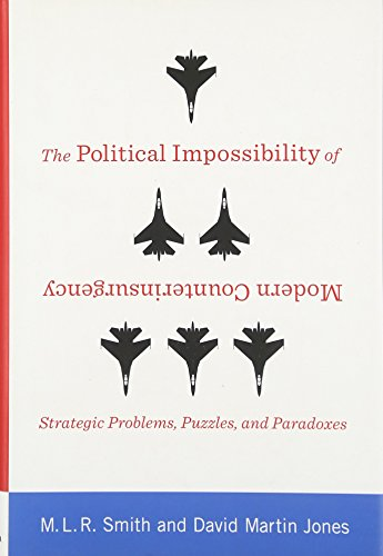 9780231170000: The Political Impossibility of Modern Counterins - Strategic Problems, Puzzles, and Paradoxes