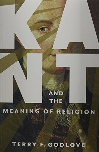 9780231170338: Kant and the Meaning of Religion