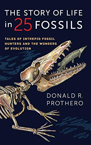 9780231171908: The Story of Life in 25 Fossils: Tales of Intrepid Fossil Hunters and the Wonders of Evolution