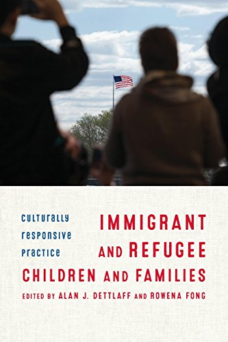 9780231172851: Immigrant and Refugee Children and Families: Culturally Responsive Practice