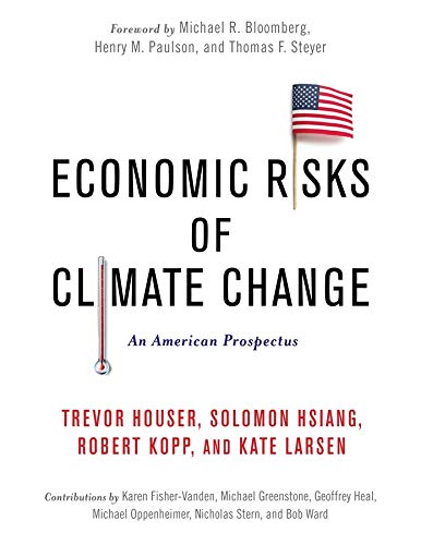 9780231174565: Economic Risks of Climate Change: An American Prospectus