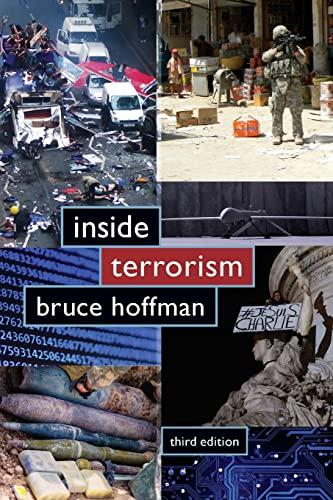 9780231174770: Inside Terrorism (Columbia Studies in Terrorism and Irregular Warfare)