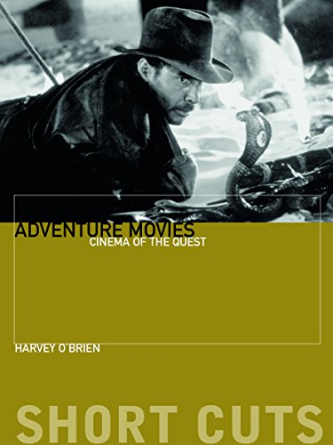 9780231176316: Adventure Movies: Cinema of the Quest (Short Cuts)