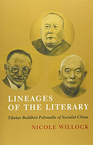 Nicole (Assistant Professor of Philosophy & Religious Studies) Willock, Lineages of the Literary
