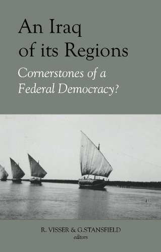 9780231700047: An Iraq of Its Regions: Cornerstones of a Federal Democracy? (Columbia/Hurst)