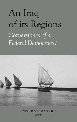 9780231700054: An Iraq of Its Regions: Cornerstones of a Federal Democracy? (Columbia/Hurst)