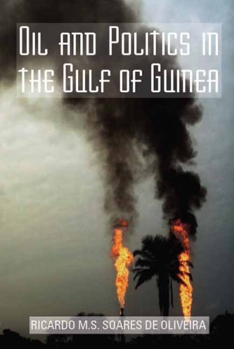 9780231700290: Oil and Politics in the Gulf of Guinea (Columbia/Hurst)