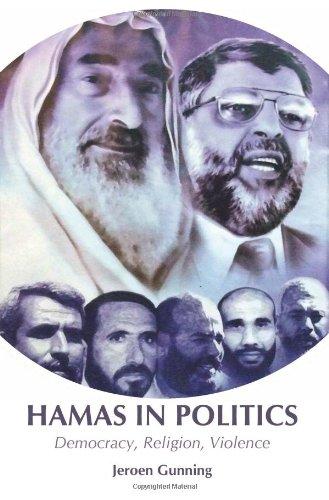 9780231700443: Hamas in Politics: Democracy, Religion, Violence (Columbia/Hurst)