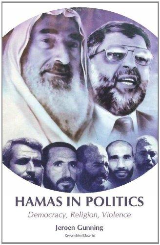 9780231700450: Hamas in Politics: Democracy, Religion, Violence (Columbia/Hurst)
