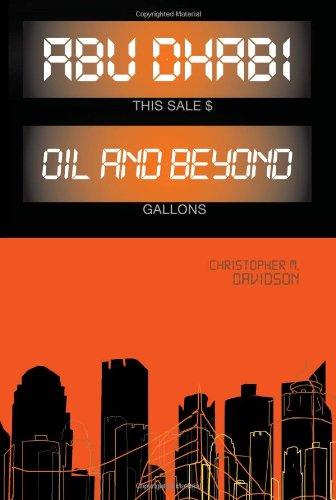 9780231701068: Abu Dhabi: Oil and Beyond