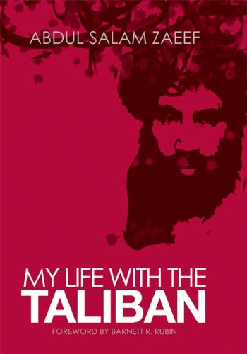9780231701495: My Life with the Taliban (Columbia/Hurst)