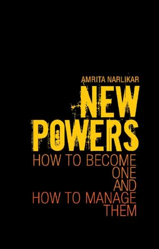9780231702027: New Powers: How to Become One and How to Manage Them (Columbia/Hurst)