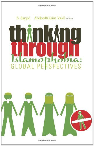 9780231702065: Thinking Through Islamophobia: Global Perspectives (Columbia/Hurst)