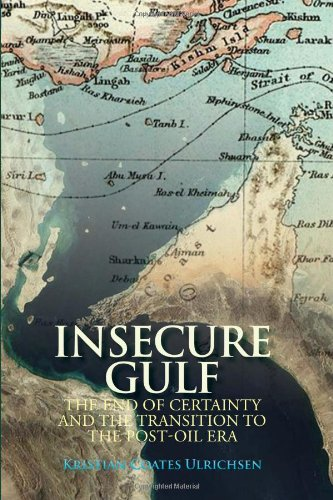 9780231702263: Insecure Gulf: The End of Certainty and the Transition to the Post-Oil Era (Columbia/Hurst)
