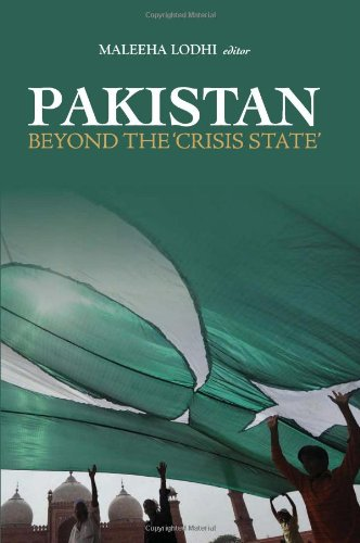 "Pakistan Beyond the ""Crisis State"" (Columbia/Hurst)"