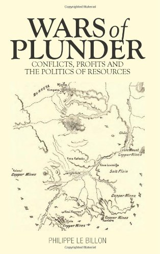 9780231702683: Wars of Plunder: Conflicts, Profits and the Politics of Resources (Columbia/Hurst)