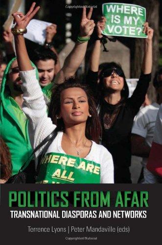 9780231702782: Politics from Afar: Transnational Diasporas and Networks (Columbia/Hurst)